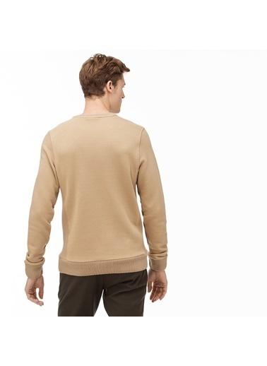 Lacoste Erkek  Sweatshirt SH2024.24C Bej